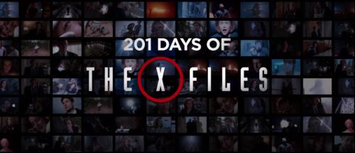 THE X-FILES 201 GÜNLÜK DEV GERİ SAYIM BAŞLATTI