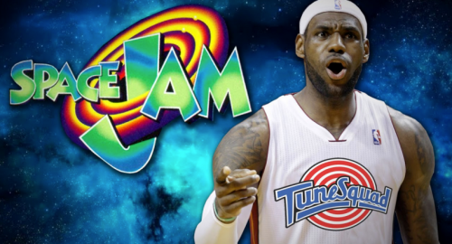 LEBRON JAMES'TEN SPACE JAM 2 AÇIKLAMASI