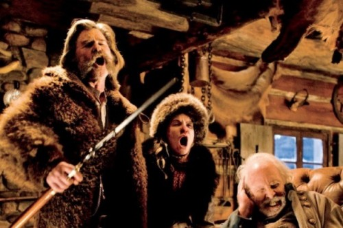 İLK THE HATEFUL EIGHT FRAGMANI YAYINDA