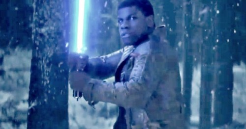 THE FORCE AWAKENS'TAN EL AYAK BOŞALTAN TEASER