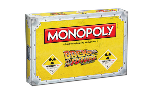 HER EVE LAZIM: BACK TO THE FUTURE TEMALI MONOPOLY