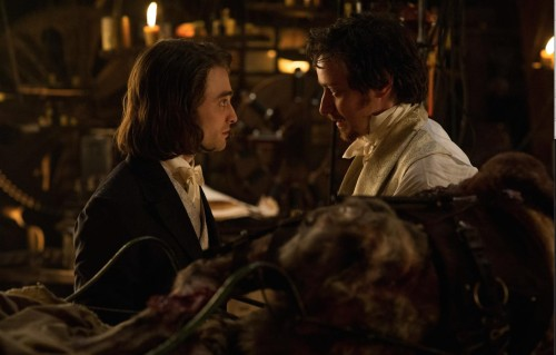 JAMES MCAVOY VE DANIEL RADCLIFFE'Lİ VICTOR FRANKENSTEIN'DAN FRAGMAN