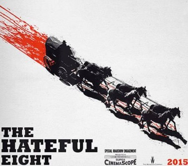 TARANTINO'NUN THE HATEFUL EIGHT'İNDEN YENİ POSTER