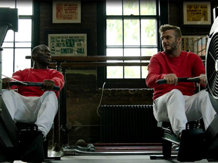 H&M'İN DAVID BECKHAM AŞKI VS. KEVIN HART'IN DAVID BECKHAM AŞKI