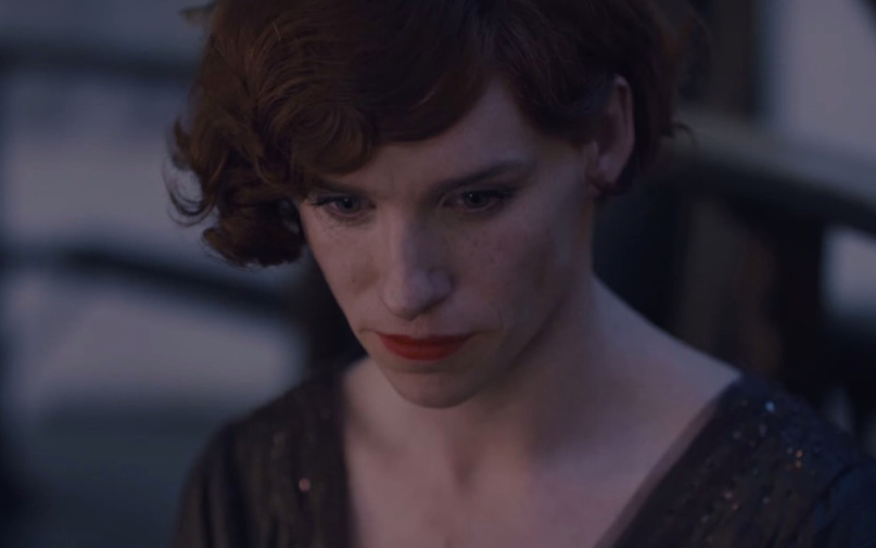 EDDIE REDMAYNE'Lİ THE DANISH GIRL'DEN İLK FRAGMAN