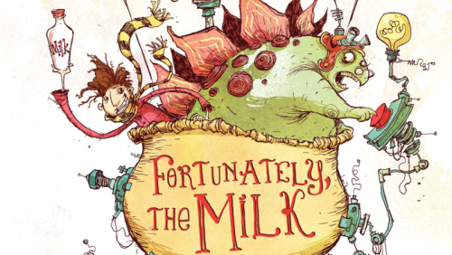 NEIL GAIMAN ROMANI FORTUNATELY, THE MILK SİNEMAYA UYARLANIYOR