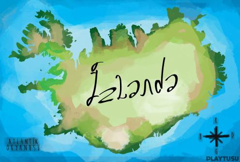 HAYAT MARS'TA DEĞİL, İZLANDA'DA…