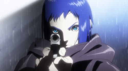 GHOST IN THE SHELL'DEN YENİ ANIME FİLM SÜRPRİZİ