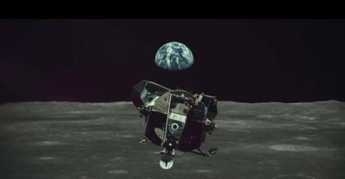 NASA'NIN FOTOĞRAF ARŞİVİYLE HAZIRLANAN DÖRT DÖRTLÜK VİDEO