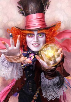 BOY BOY ALICE THROUGH THE LOOKING GLASS POSTERLERİ