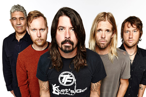 FOO FIGHTERS'TAN PARİS'E ADANMIŞ YENİ EP: SAINT CECILIA