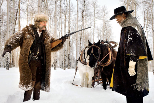 YENİ TARANTINO FİLMİ THE HATEFUL EIGHT'TEN BİR FRAGMAN DAHA