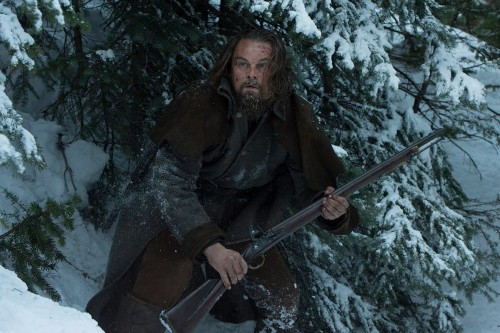 THE REVENANT'IN KARLI DAĞLARINDAN GÖRSELLER