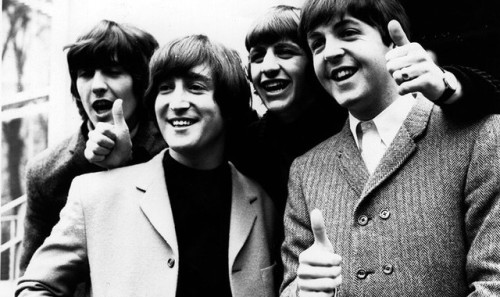THE BEATLES YARIN SPOTIFY'DA