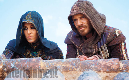ASSASSIN'S CREED FİLMİNDEN YENİ GÖRSEL
