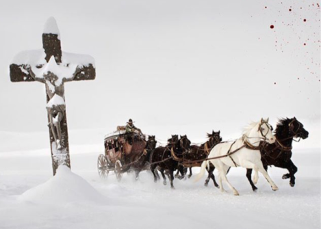THE HATEFUL EIGHT SOUNDTRACK'İ JACK WHITE'IN PLAK FİRMASINDAN YAYINLANIYOR