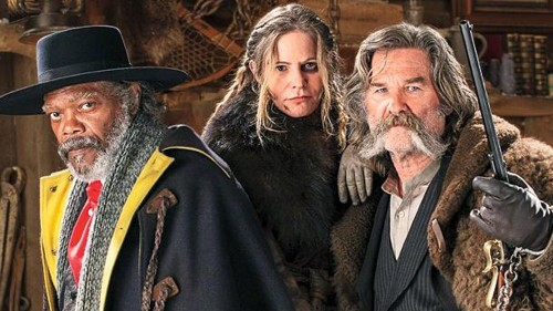 THE HATEFUL EIGHT'TEN NAMINA YAKIŞIR SEKİZ YENİ VİDEO
