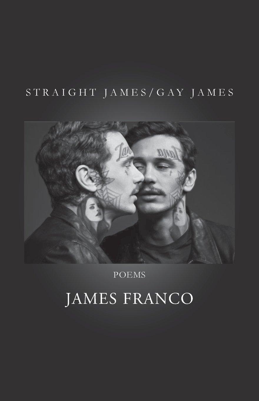 JAMES FRANCO'DAN ŞİİR KİTABI: STRAIGHT JAMES/GAY JAMES