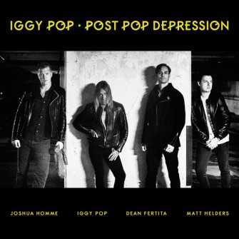 IGGY POP VE JOSH HOMME'DEN BİR ŞARKI DAHA: BREAK INTO YOUR HEART