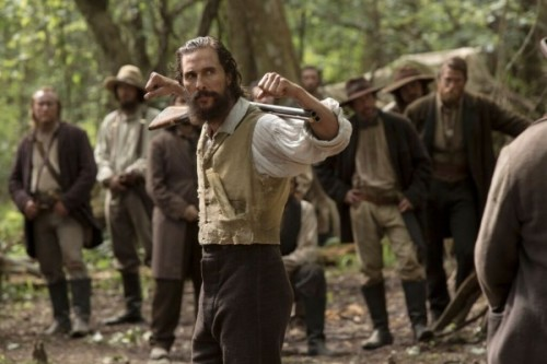 MATTHEW MCCONAUGHEY'İN DÖNÜŞÜ: FREE STATE OF JONES