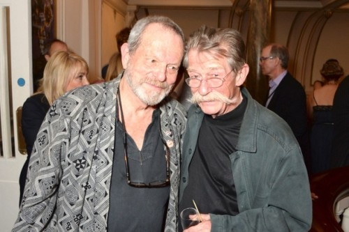 TERRY GILLIAM DON KİŞOT FİLMİ ÇEKİYOR