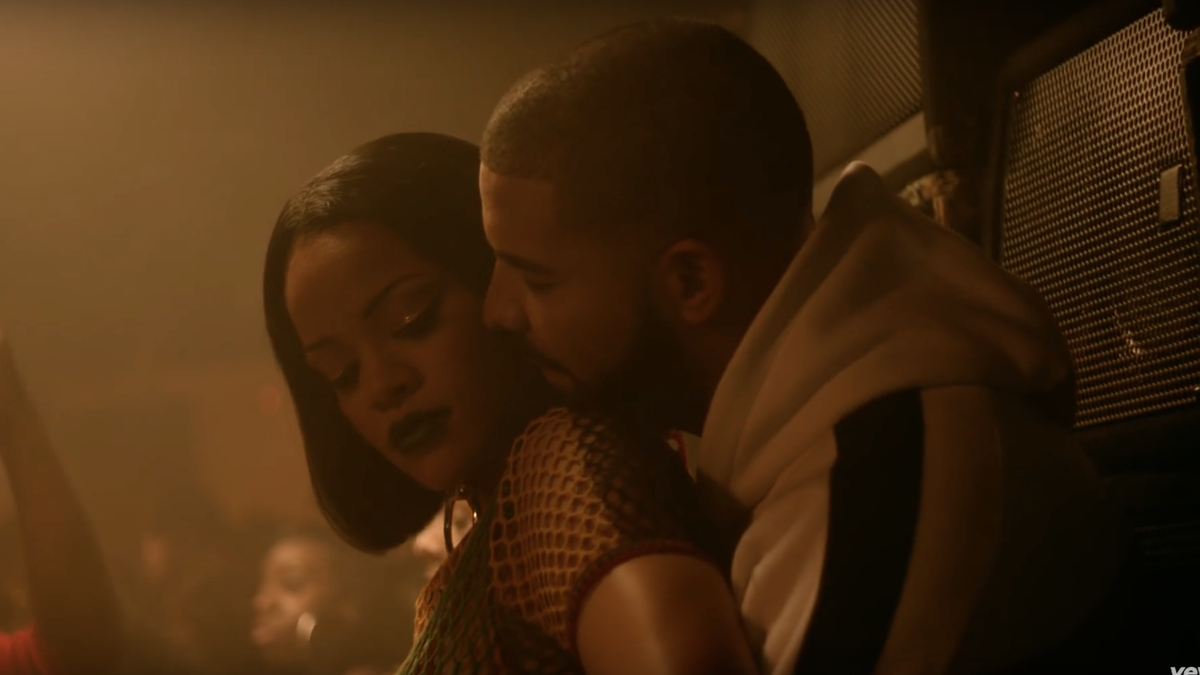 RIHANNA VE DRAKE'TEN AYNI ŞARKIYA İKİ VİDEO: WORK
