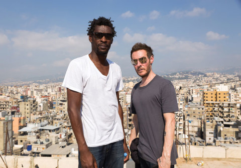 MASSIVE ATTACK VE TRICKY'DEN EVLADİYELİK MIX