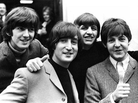 EVLADİYELİK İNTERAKTİF THE BEATLES İNFOGRAFİĞİ
