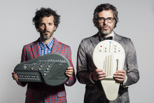 FLIGHT OF THE CONCHORDS YENİ MÜZİK YAYINLIYOR