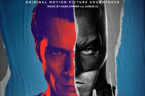 BATMAN V SUPERMAN SOUNDTRACK'İNİ BAŞTAN AŞAĞI DİNLEYİN