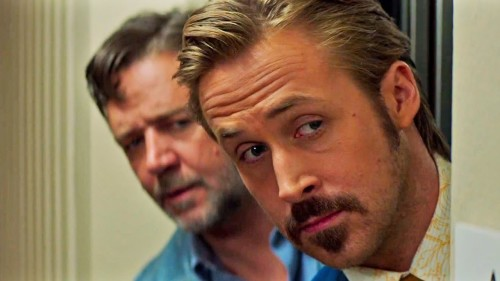 RYAN GOSLING VE RUSSELL CROWE'LU THE NICE GUYS'TAN İLK FRAGMAN