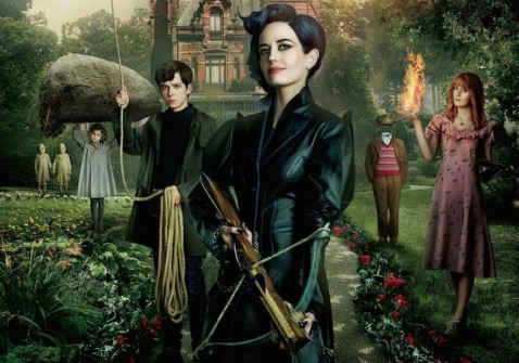 MISS PEREGRINE'S HOME FOR PECULIAR CHILDREN'DAN İLK FRAGMAN