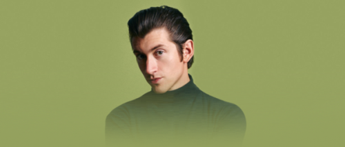 ALEX TURNER'DAN ALEX TURNER'IN SEVDİĞİ ŞARKILAR PLAYLIST'İ