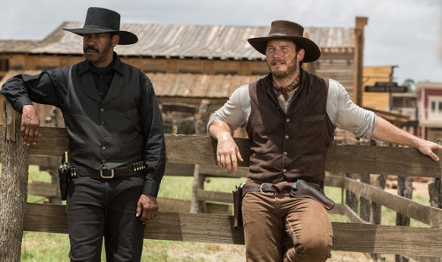 THE MAGNIFICENT SEVEN'DAN İLK FRAGMAN