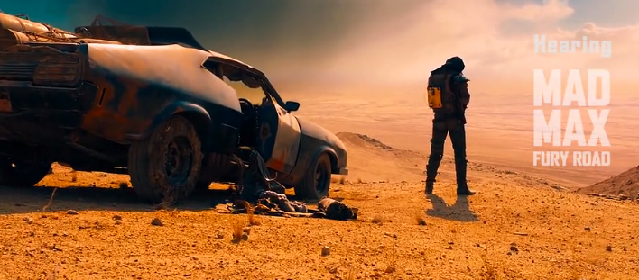 MAD MAX: FURY ROAD'DA SESİN ANLAM VE ÖNEMİ