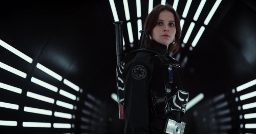 YENİ STAR WARS FİLMİ ROGUE ONE'DAN İLK FRAGMANA KOŞUN