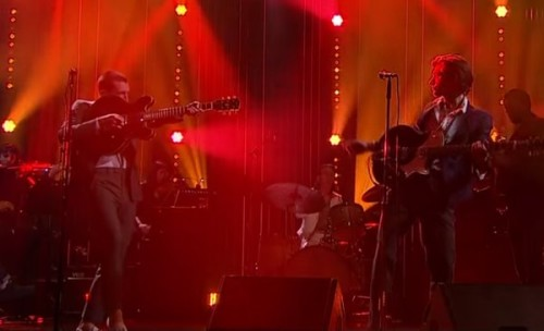 THE LAST SHADOW PUPPETS'LA MACERA DOLU AMERİKA