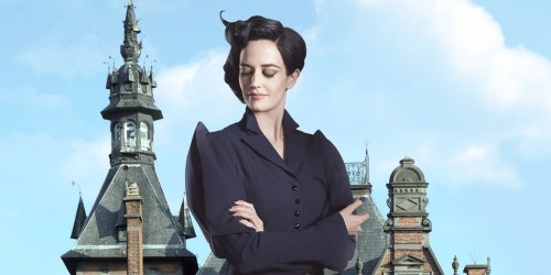 MISS PEREGRINE'S HOME FOR PECULIAR CHILDREN'DAN YENİ GÖRSEL
