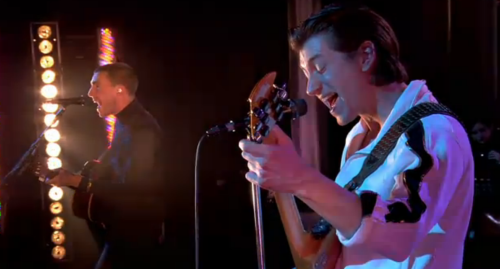 THE LAST SHADOW PUPPETS'LA FRANSA'NIN FETHİ