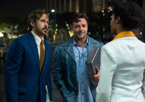 THE NICE GUYS'TAN RETRO FRAGMAN