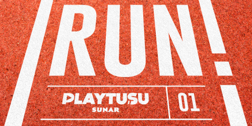 RUN w. Play Tuşu 01