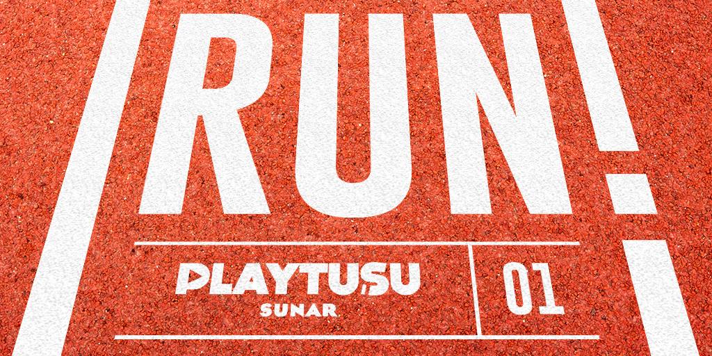 RUN w. Play Tuşu 01
