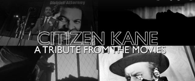CITIZEN KANE'İN 75. YILINA ÖZEL BİR VİDEO