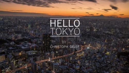 OTURDUĞUNUZ YERDEN TOKYO'YA IŞINLAYAN VİDEO