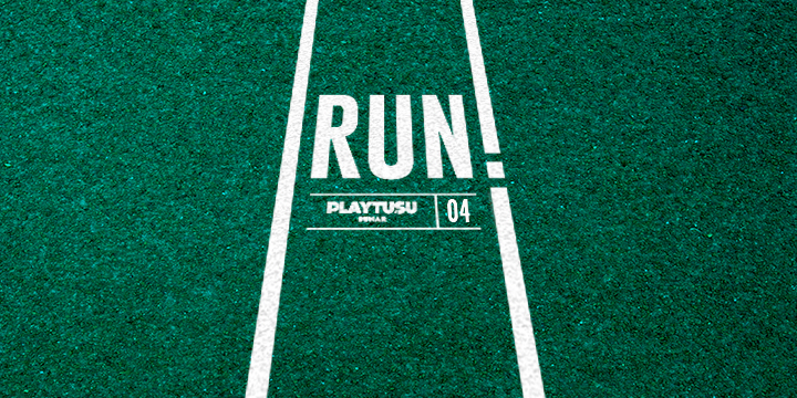 RUN w. Play Tuşu 04
