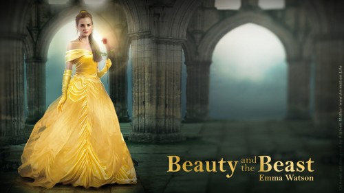 EMMA WATSON'LI BEAUTY AND THE BEAST'TEN İLK FRAGMAN