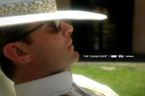 PAOLO SORRENTINO VE HBO'DAN İDDİALI DİZİ: THE YOUNG POPE