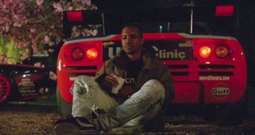 FRANK OCEAN'DAN YENİ VİDEO: NIKES
