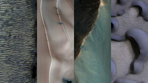 NASA'DAN 1000 EŞSİZ FOTOĞRAFTAN OLUŞAN MARS ARŞİVİ
