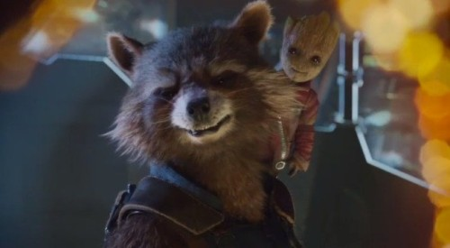 İLK GUARDIANS OF THE GALAXY VOL. 2 FRAGMANI YAYINDA